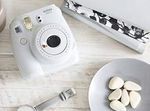 Fujifilm Instax Mini 9 Joy Box (Smoky White)