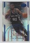 tim duncan 84 399 basketball card 2006