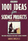 One Thousand and One Ideas for Science Projects, Brisk, Marion A., 0671890298