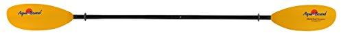 Aqua-Bound Manta Ray Fiberglass 2-Piece Snap-Button Kayak Paddle