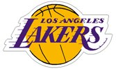 Wincraft NBA Los Angeles Lakers Premium Acrylic Carded Magnet