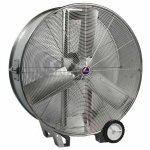 Air Circulator, 42 In, 16, 000 cfm, 115V by Venco Products