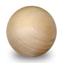 3 inch Wooden Balls-Bag of 10 by WWD   B00UA84PEE
