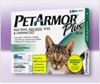 PetArmor Plus for Cats 3 Dose Box by PETARMOR