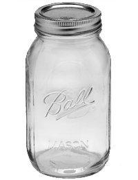 quart jars regular mouth - 6