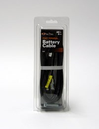 Deka 00808 Negative Battery Cable by East Penn