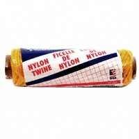 Gold Nylon Twine # 18, 260'