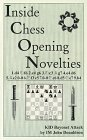 Inside Chess Opening Novelties, Asa Hoffman and John Donaldson, 1879479303