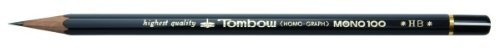 Tombow Mono-100 Lapiz Degree of Hardness 3H