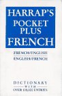 Pocket French Plus 9780028600390