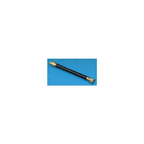 - Eckler's Premier Quality Products 57134648 Chevy Fuel Hose Flexible Fuel Line To Fuel Pump 5/16