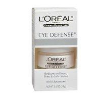 L'oreal LOreal Dermo-Expertise Eye Defense Gel, 0.5 oz
