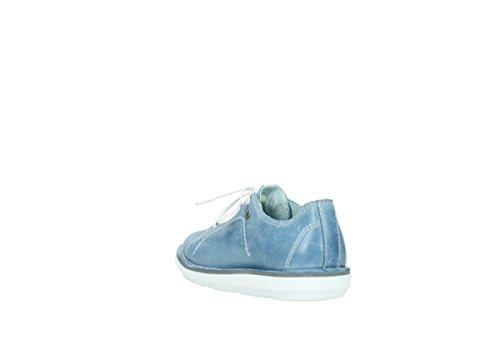 stringate Scarpe donna Wolky Azzurro 382 8475 tZwAqA6TB