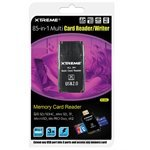 Xtreme Cables Multicard Card Reader/Writer