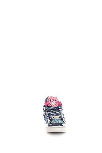 Kelly Blu 6404 vernice Basket Fille Lelli aPx0x