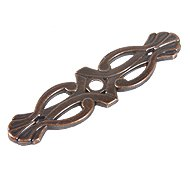 Tuscany Collection Newton Backplate For Ring Pull