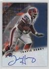Travis Henry (Football Card) 2001 Bowman - Rookie Autographs #BA-TH (2001 Bowman Football)