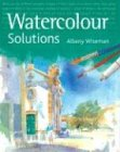 Watercolor Solutions, Albany Wiseman, 1843402335