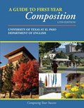 Guide to First Year Composition, Texas El Paso University Staff, 0757570313