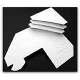 100 3-way Adjustable Cardboard Picture Frame Corners