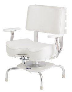 Fishing Fighting Chair (Garelick/Eez-In 48485:02 485 Ultimate Sport Fishing Seat with Quad Base)