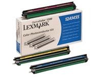 - Lexmark Color Photoconductor Kit for Color Optra 1200 1200N