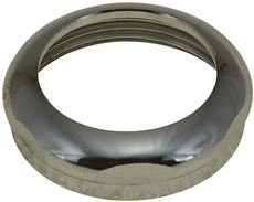 PROPLUS GIDDS-556002 Solid Brass Slip Joint Nut, 1-1/2'' x 1-1/4'' - 556002