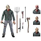 BODAN NECA Action Figure Friday The 13th Part 3 Jason Voorhees Action Figure / Statues Model Doll Horror Collection Gifts - PVC 7