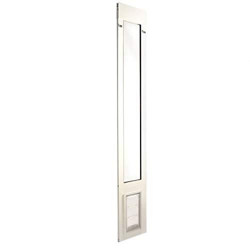 Endura Flap Thermo Panel IIIe Patio Pet Door for Sliding Glass Doors