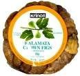 """Figs ~ Krinos Kalamata Crown Figs """"New Crop"""" From Greece 14oz (Pack of 12)"""