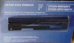 1 Blister Pack Printer Ribbon Citizen Cbm-910/911, Idp-3110/3111, Md-910/911 by compatible