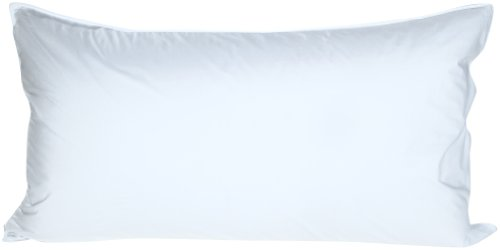 Cloud Nine Comforts Super Nova Hungarian White Goose Down Pillow, King by Cloud Nine Comforts