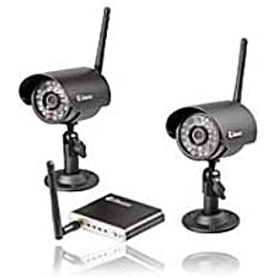 Swann™ SWADW-DHAWK2 Digital HawkEye 2-Camera Security Kit by Swann