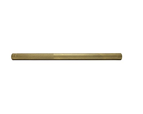 Mayhew 25078 3/4-Inch by 12-Inch Brass Drift Punch