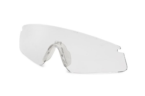 (Revision Military 4-0384-0200 Replacement Lenses - Sawfly Eyewear, Regular, Clear)