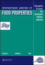International Journal Of Food Properties M Shafiur Rahman Amazon Com Books
