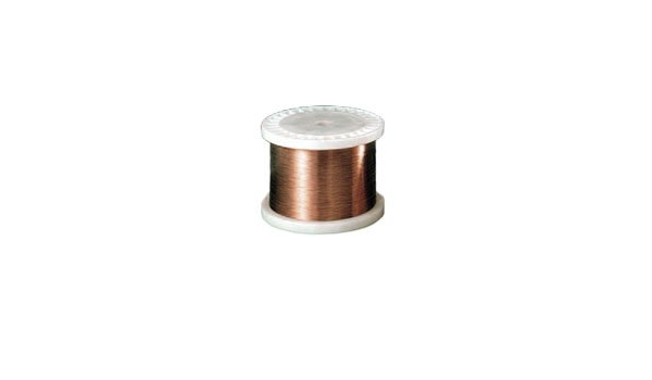 AWG 26 Heavy Poly Nylon Copper Wire MSS Magnet Wire Color: Beige HPN