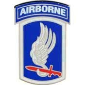US Army, 173RD Airborne Division - Officially Licensed Original Artwork, Expertly Designed, PIN - 1.5