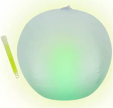 Gona Kart 10in Glow-in-The-Dark Beach Ball