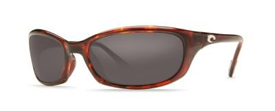 Costa Del Mar harpoon Sunglasses, Tortoise, Gray 580 Plastic Lens