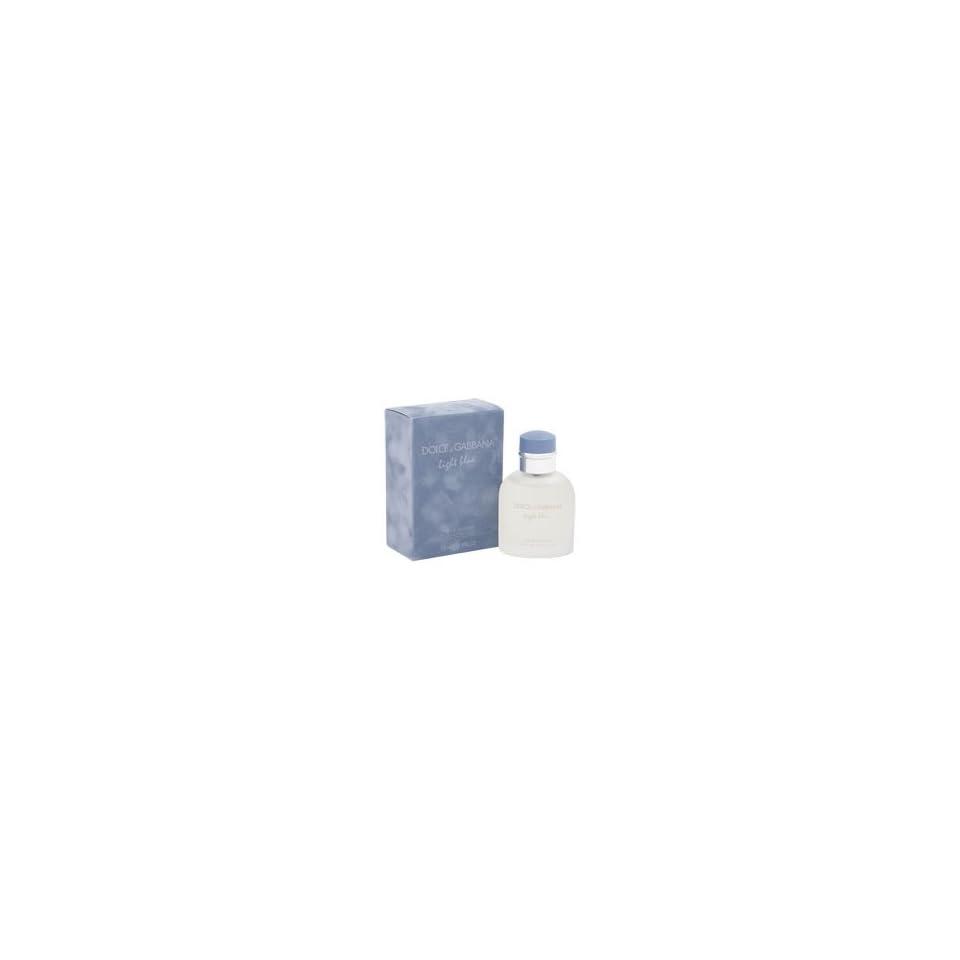 Dolce & Gabbana Light Blue Mens Edt 75ml Spray (2.5 fl.oz)