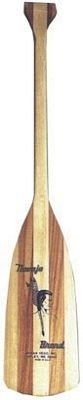 Caviness Wood Paddle 4 foot 6 inches by Caviness