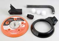 "6"" (152 mm) Central Vacuum Conversion Kit"