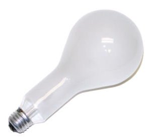 (200/99IF Bulb 200W 120V PS30 Incandescent Frosted Medium Base (Extended Service))