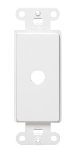 Leviton 80400 W Plastic Adapter Dimmers