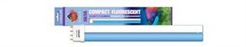 Coralife 05523 50/50 Straight Pin Compact Fluorescent Lamp, 24-Watt