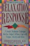 The Relaxation Response, Herbert Benson, 0517091321