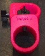 Proloc 1 - Standard Olympic Barbell Collars (Pink)