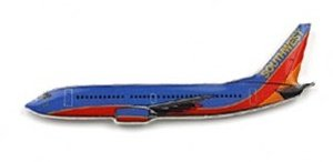 southwest-airlines-swa-heart-one-collector-edition-brass-lapel-boeing-737-pin