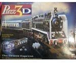 The Orient Express 769 pieces Puzz 3D